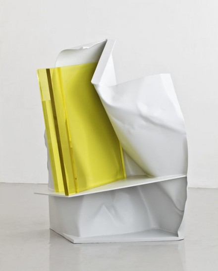 Anthony Caro, Alpine (2012), via Annely Juda
