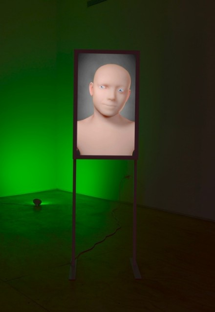 Antoine Catala, Emobot (Teacher) (2014), via Hauser and Wirth