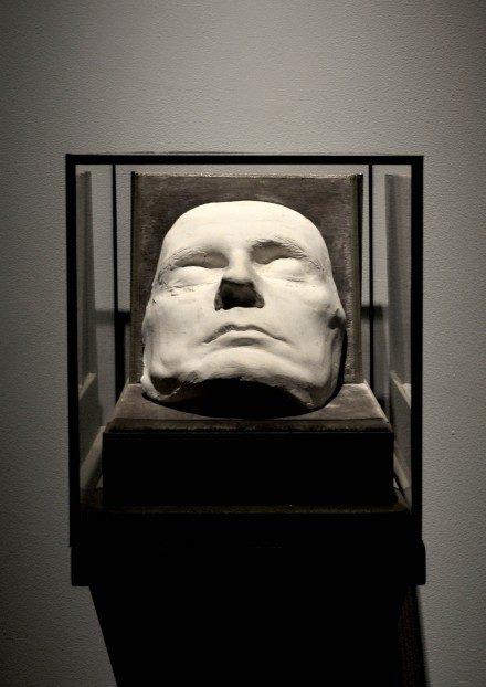 Death Mask of Egon Schiele (1918)