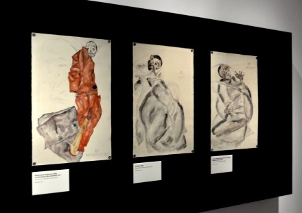 Egon Schiele's Prison Sketches