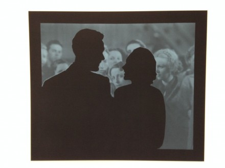 John Stezaker, Shadow 5 (2014)