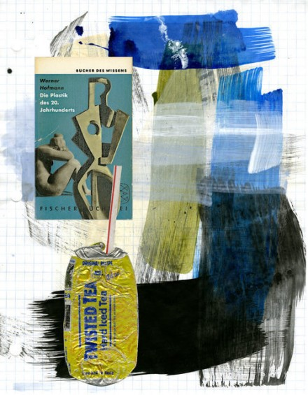 Josephine Meckseper, Untitled (Die Plastik des 20 Jahhunderts) (2014), via Timothy Taylor