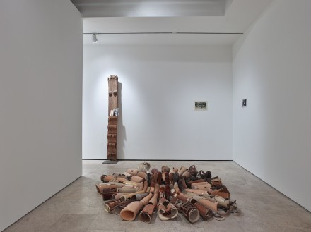 Kader Attia, Show Your Injuries (Installation View)