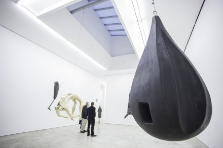 Louise Bourgeois, Suspension (Installation View)