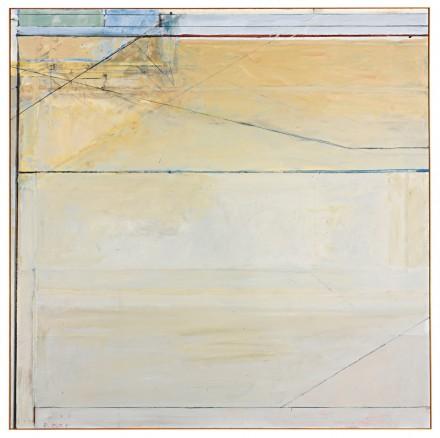 Richard Diebenkorn, Ocean Park #89 (1975), via Sotheby's