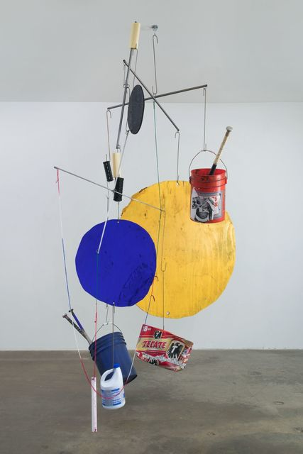 Sterling Ruby, SCALE (5167) (2014), via Xavier Hufkens