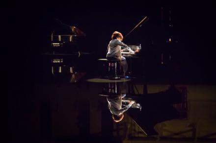 Douglas Gordon, tears become…streams become… (2014), photo by  JAmes Ewing