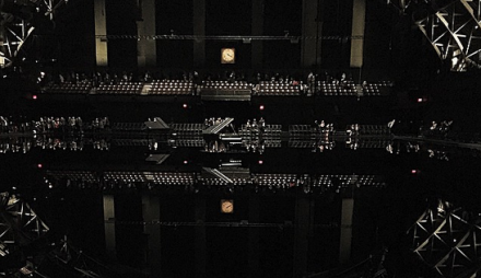 Douglas Gordon, tears become…streams become… (2014), via Art Observed