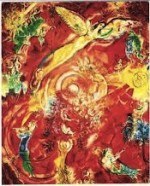 Marc Chagall, The Triumph of Music
