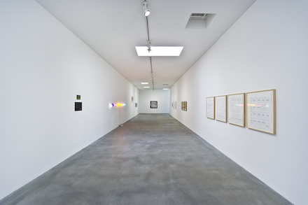 Sed Tantum Dic Verbo (Just Say The Word), (Installation View)
