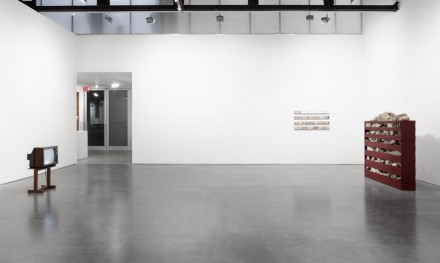 The Thing and the Thing-In-Itself (Installation View), via Andrea Rosen