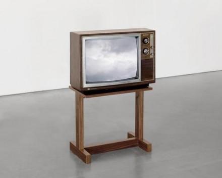Yoko Ono, Sky TV (1966), via Andrea Rosen