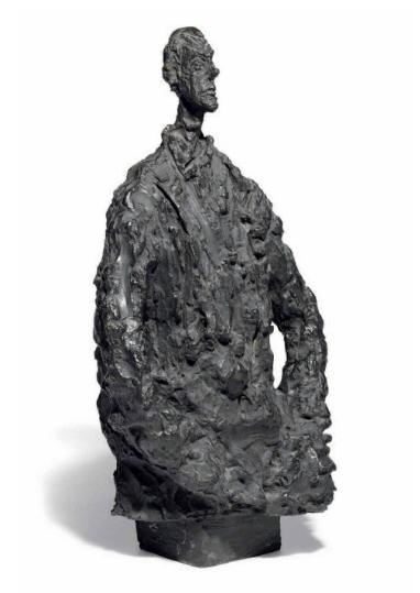 Alberto Giacometti, Diego Au Chandail (1954), Via Christie's