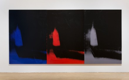 Andy Warhol Shadows at MOCA Grand Avenue_Photo by Brian Forrest (detail 1)