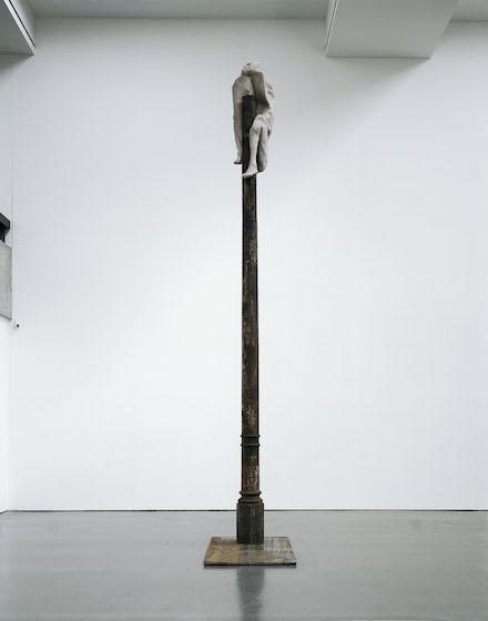 Berlinde de Bruyckere, Schmerzensmann II (2006)