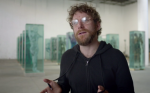 Dustin Yellin, via Complex