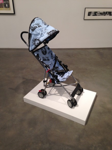 John Waters, Bill's Stroller (2014)