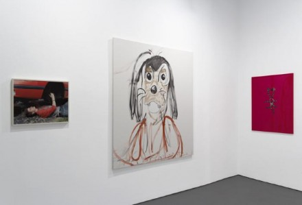 Looking Back: The 9th White Columns Annual (Installation View), via White Columns