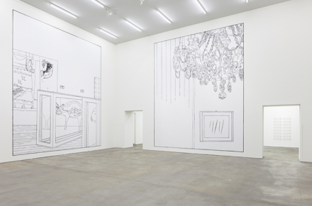 Louise Lawler, No Drones (Installation View), via Sprüth Magers