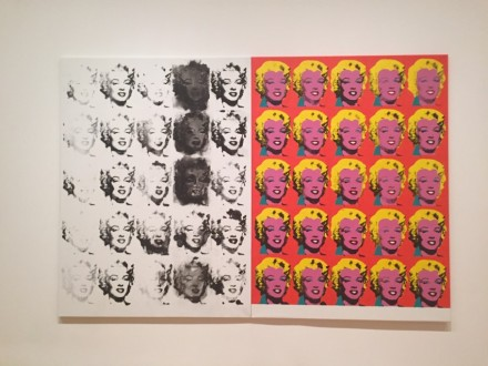 Sturvetant, Warhol Diptych (1973-2004)