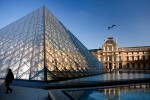 The Louvre, via Art Daily