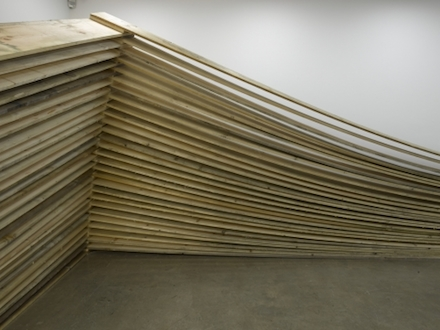 Virginia Overton_White Cube Mason's Yard_Untitled, 2015-2