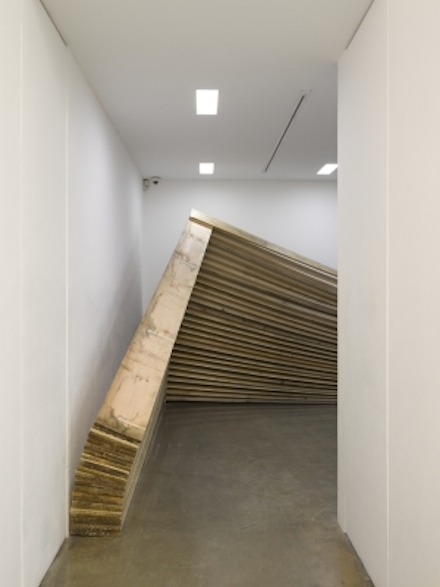 Virginia Overton_White Cube Mason's Yard_Untitled, 2015-3