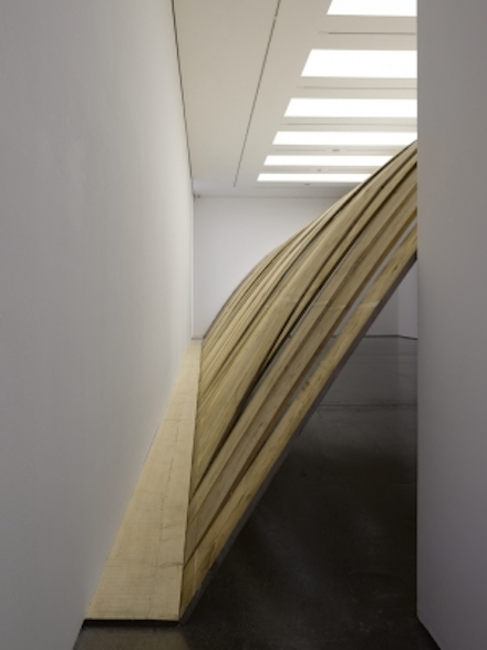 Virginia Overton_White Cube Mason's Yard_Untitled, 2015-4