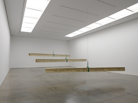 Virginia Overton_White Cube Mason's Yard_Untitled, 2015