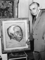 Wolfgang Gurlitt in 1967, via Art Newspaper