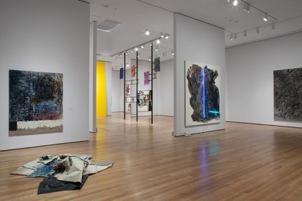The Forever Now: Contemporary Painting in an Atemporal World (Installation View)