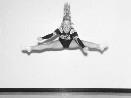Alec Soth - Sean Kelly - Songbook - Bree, Liberty Cheer All-Stars (2013)