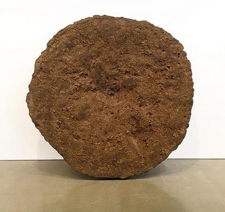 Anish Kapoor, Tunneling Shadow (2014), via Art Observed