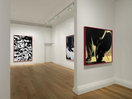Barbara Kruger, Early Works (Installation View)