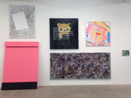 Call and Response (Installation View)
