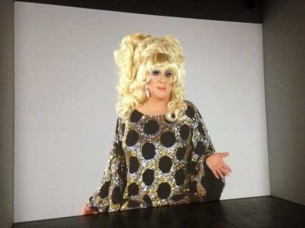Charles Atlas, here she is…v1 (2015)