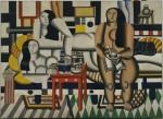 Fernand Léger's Three Women (Le Grand Déjeuner) (1921-22), via NYT