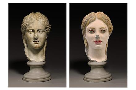 Francesco Vezzoli, Teatro Romano, all images courtesy MoMA PS1