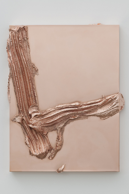 Jason Martin, Kinz (2013), via Lisson Gallery