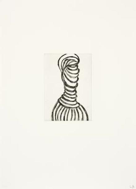 Louise Bourgeois, Anatomy (1998), all images courtesy Galerie Lelong