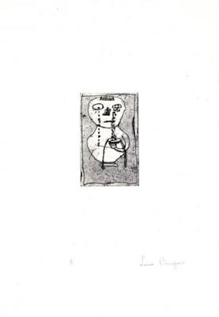 Louise Bourgeois, Quarantania II (1947-90)