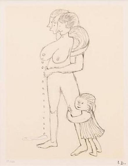 Louise Bourgeois, The Bad Mother (1997)
