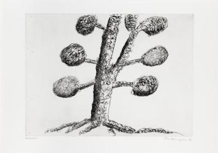 Louise Bourgeois, Topiary, the art of improving (1998)