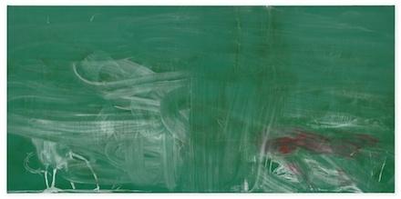 Rita Ackermann, Burn Up in Heaven 2014, all images courtesy Hauser & Wirth