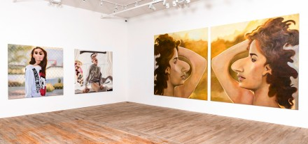 Ryder Ripps, Ho (Installation View), via Postmasters