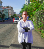 Tania Bruguera via Miami New Times