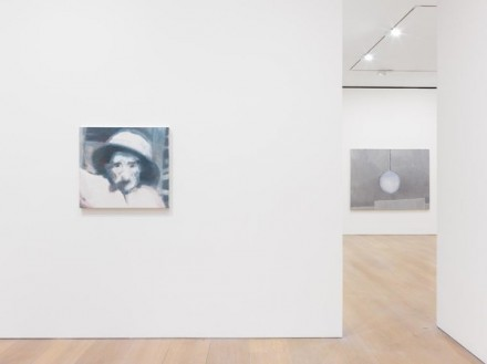 Luc Tuymans, The Shore (Installation View)