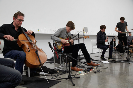 White Cube - Thurston Moore with the London Sinfonietta