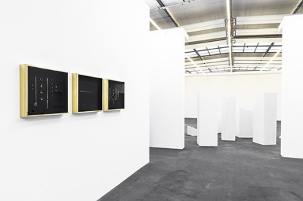 Alicja Kwade, Something absent, whose presence was expected (Installation View), via Johann König