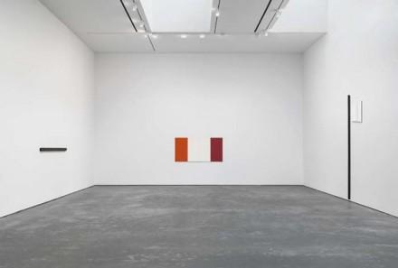 Blinky Palermo - David Zwirmer - Installation view, Works 1973-1976
